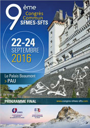 2016 PROGRAMME FINAL COMPLET SFMS SFTS
